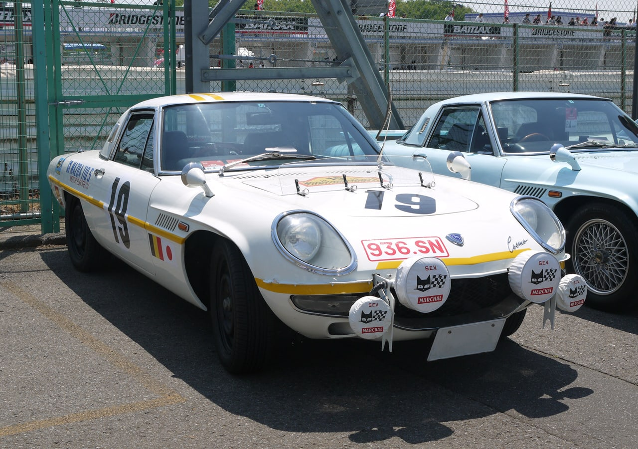 Mazda Cosmo Sport: OLD/NOW 2013